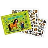 Stickeralbum Pony, Lutz Mauder