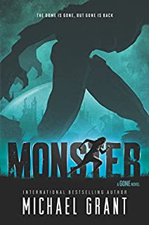 Book Cover: Monster