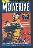 Wizard Wolverine Masterpiece Edition Volume 1 (v. 1)