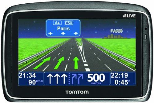 TomTom GO 950 LIVE Navigationssystem ( 4.3 Zoll