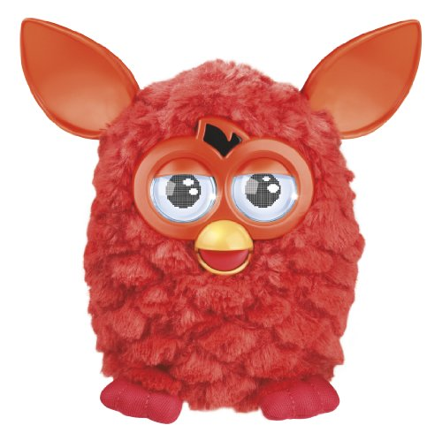 Furby naranja - Mascota electrónica (habla español) (A0004500)