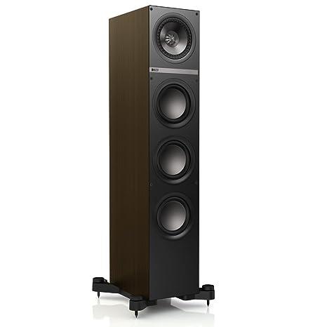KEF Q500 WALNUT Enceinte pour MP3 & Ipod Marron (Import Allemagne)