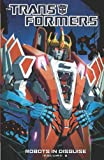 img - for Transformers: Robots In Disguise Volume 5 (Transformers (Numbered)) book / textbook / text book