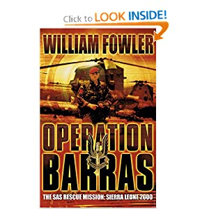 Amazon.com: Operation Barras: The SAS Rescue Mission: Sierra Leone ...
