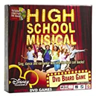 Disney Channel's High School Musical DVD Board Game