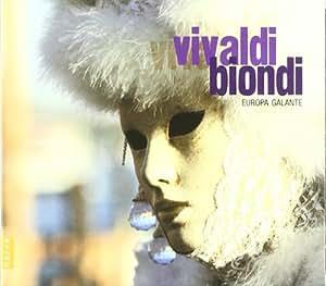 Vivaldi / Biondi, Europa Galante