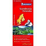Scandinavia, Finlandia 1:1.500.000 (Carte nazionali)