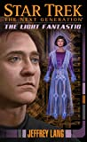 img - for Star Trek: The Next Generation: The Light Fantastic book / textbook / text book