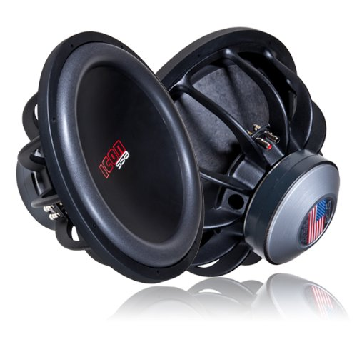 """Icon-18 D1 Sound Solutions Audio 18"""" 1250W Dual 1-Ohm Icon Series Subwoofer"""