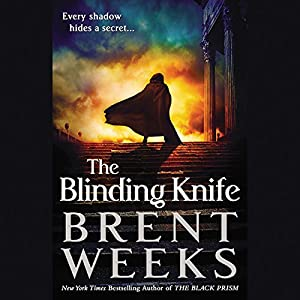 The Blinding Knife Audiobook