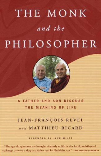 The Monk and the Philosopher: A Father and Son Discuss...