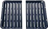 Bosch HEZ325070 - Bandeja para hornos, color negro