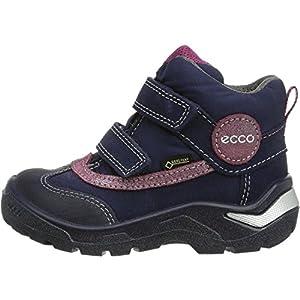 Ecco ECCO SNOWRIDE - Zapatos primeros pasos de cuero para niña multicolor multicolor por Ecco - BebeHogar.com