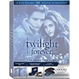 Twilight Forever: The Complete Saga Box Set [Blu-ray] by