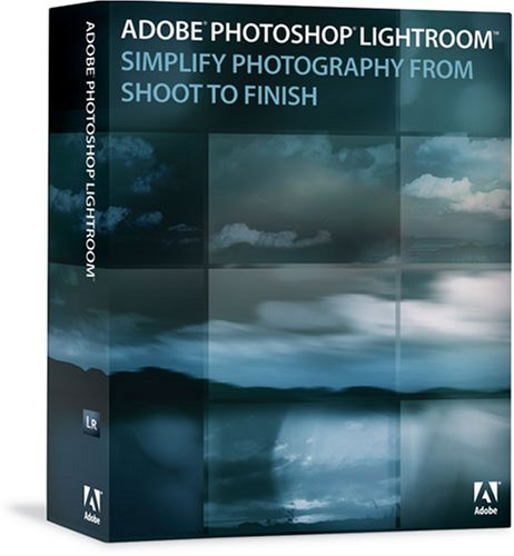 Adobe Photoshop Lightroom (PC/Mac)