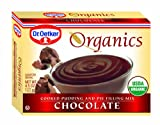 Dr. Oetker Chocolate Pudding, 4.5-Ounce (Pack of 12)