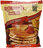 Robby's Just Add Water Buttermilk Pancake Mix, 32 Ounce (Pack of 3)