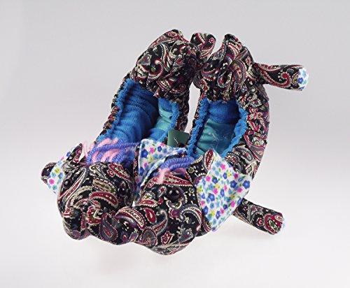 Protge-lame-mouse-patin--glace-artistiqueMarque-Paradice-Modle-unique-tout-coton-Petit-elephant