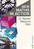 img - for New Maths in Action: Teacher Resource Pack S1/1 & S1/2 book / textbook / text book
