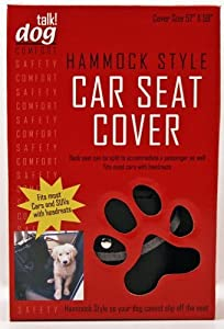 TRAVEL'N STYLE Pet Car Seat Hammock