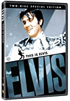 THIS IS ELVIS 没後30周年メモリアル・エディション (2枚組) [DVD]