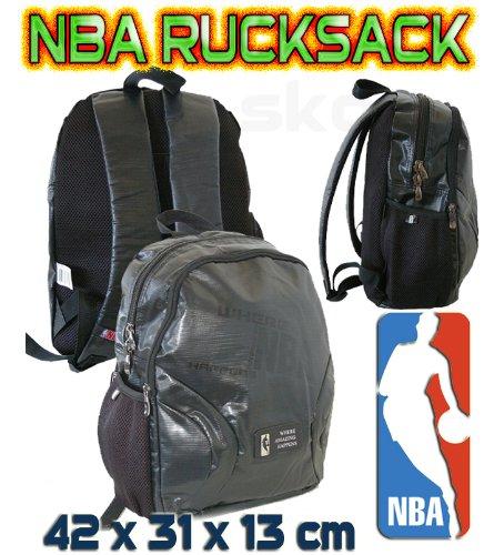 Kar@Kas* NBA Umhängetasche Rucksack BiG / schwarz