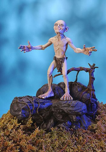 LOTR-TRILOGY-TWO TOWERS-SERIES 4-SMEAGOL