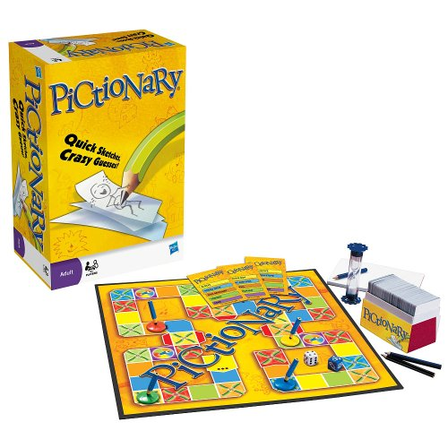 Pictionary - The Game Of Quick DrawB0000BYRVC : image