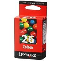 Lexmark 10N0026 #26 Color Ink Cartridge from Lexmark