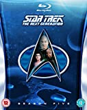 Star Trek: The Next Generation - Season 5 [Blu-ray] [1991] [Region Free]