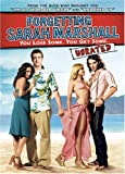 51c8wZcMS1L. SL160  Forgetting Sarah Marshall (Unrated Widescreen Edition)
