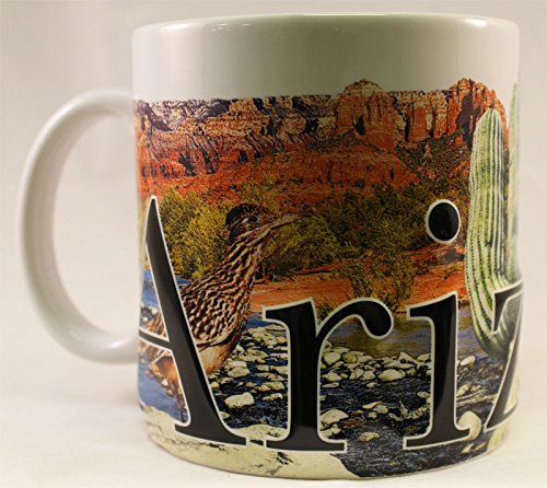 Arizona - One 18 Oz. Coffee Mug