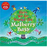 Here We Go Round the Mulberry Bush PB w CD