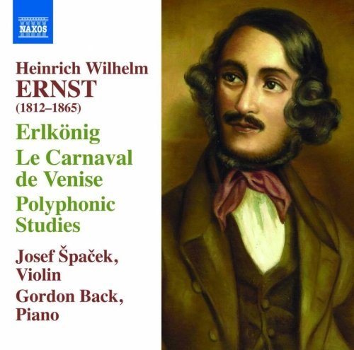 Buy Ernst: Erlkonig / Le Carnaval De Venise / Polyphonic Studies From amazon