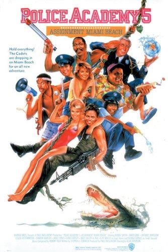 Police Academy 5 Assignment: Miami Beach