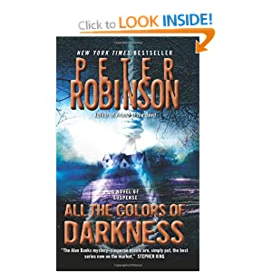 All the Colors of Darkness LP (Inspector Banks Mysteries) Peter Robinson