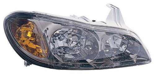 Infinity I30 00-01 Headlight Pair Set New Halogen W/Touring Pkg