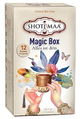 Hari Tea Bio Magic Box Teemischung, 24,2 g von Hari Tea bei Gewürze Shop