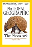 img - for National Geographic - April, 2016, w/ Waxy Monkey Tree Frog Cover. Photo Ark Issue (10 Cover Variants); 93 Days of Spring (photoshoot); Death: Event or Progression?; Rantepao; Out of Eden Walk book / textbook / text book