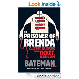 The Prisoner of Brenda (Mystery Man 4)