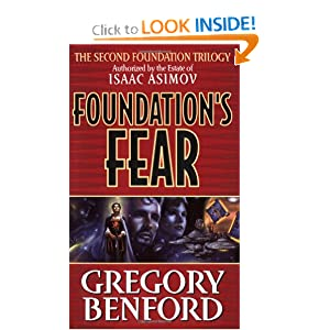 Foundation's Fear (The Second Foundation Trilogy) by Gregory Benford