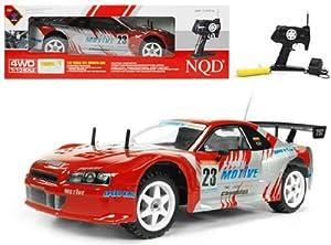 1/10 Nissan Skyline GT-R EP Radio Control RC Car (Blue or Red)
