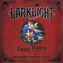 Larklight (       UNABRIDGED) by Philip Reeve Narrated by Greg Steinburner