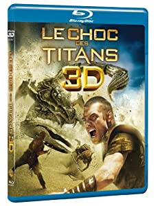 Le Choc des Titans [Combo Blu-ray 3D + Blu-ray 2D]