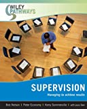 Wiley Pathways Supervision (0470111275) by Nelson, Bob