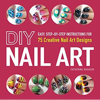 The cure for the common mani! Black Lace. Summer Citrus. Hot Pink Zebra. Get ready for nails that will get you noticed! Catherine Rodgers, creator of the popular nail art YouTube Channel Totally Cool Nails, shares her secrets in DIY Nail Art. Packed ...