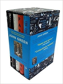 Amazon.com: John Green Box Set (9780525426097): John Green