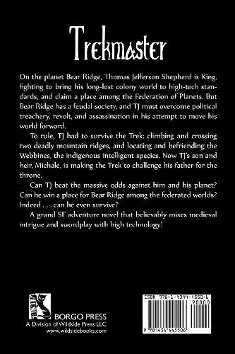 Trekmaster: A Science Fiction Novel