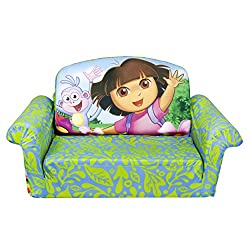 Marshmallow Childrens Furniture - Marshmallow - Flip Open Sofa - Dora
