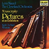 Moussorgsky: Pictures At An Exhibition & Night On Bald Mountain